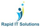 Rapid It Solutions Logo